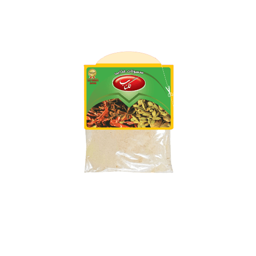 پودر زنجبیل محصولی از شرکت تکسان