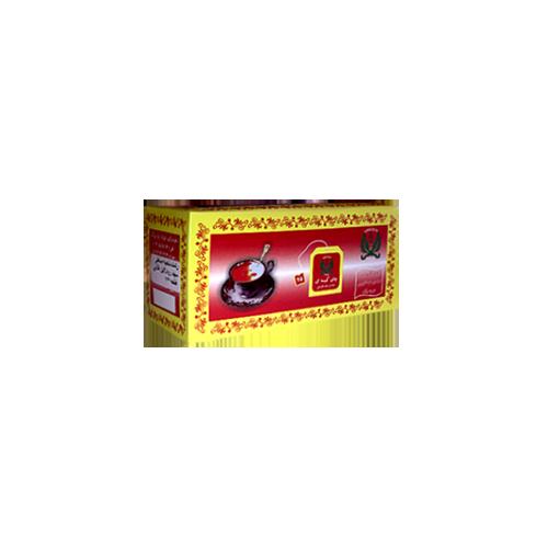 چای کیسه ای عطری البویا،محصول گروه مواد غذایی تکسان