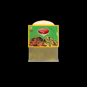 نعناع خشک گلناب محصولی از شرکت تکسان