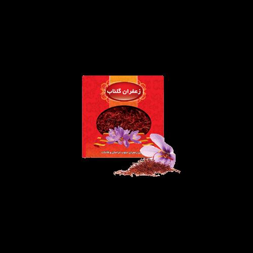 زعفران 0.2 گرم گلناب محصولی از شرکت تکسان