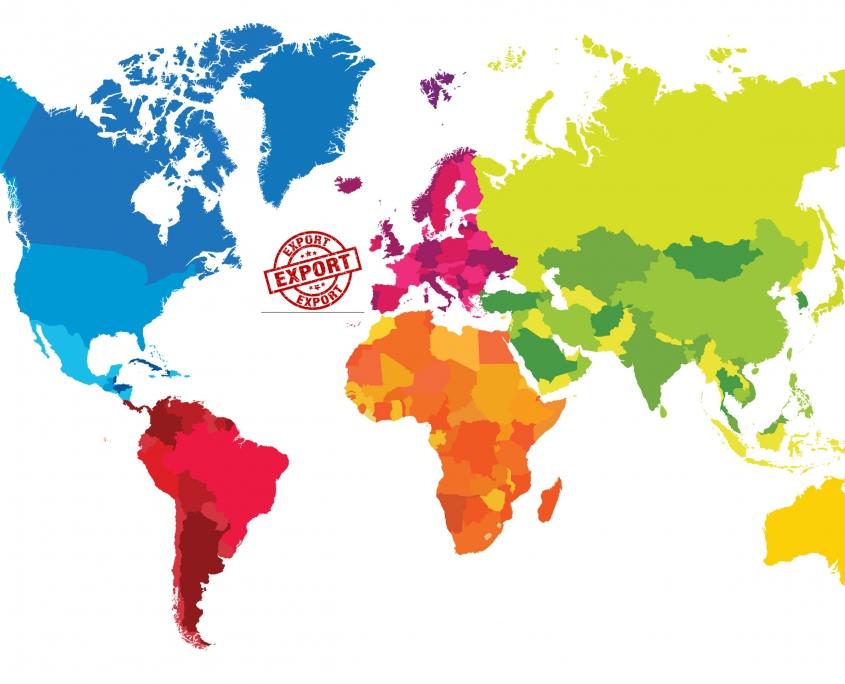 شرکت تکسان صادر کننده محصولات به خارج از کشور