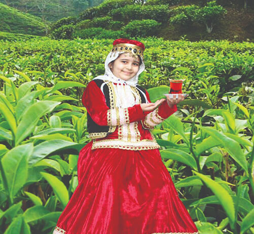 چای ایرانی درجه یک محصول شرکت تکسان